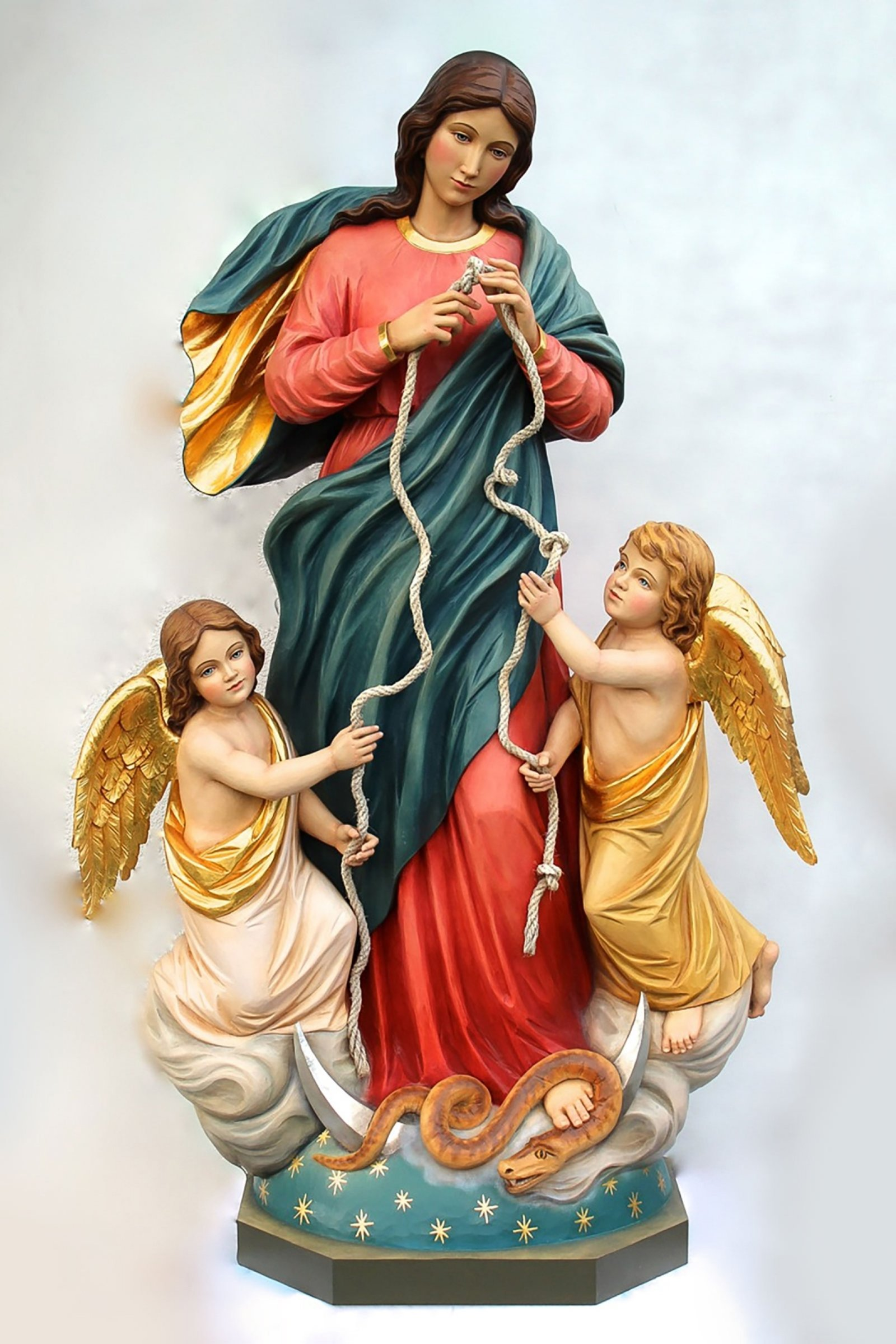 Our Lady Untierof Knots