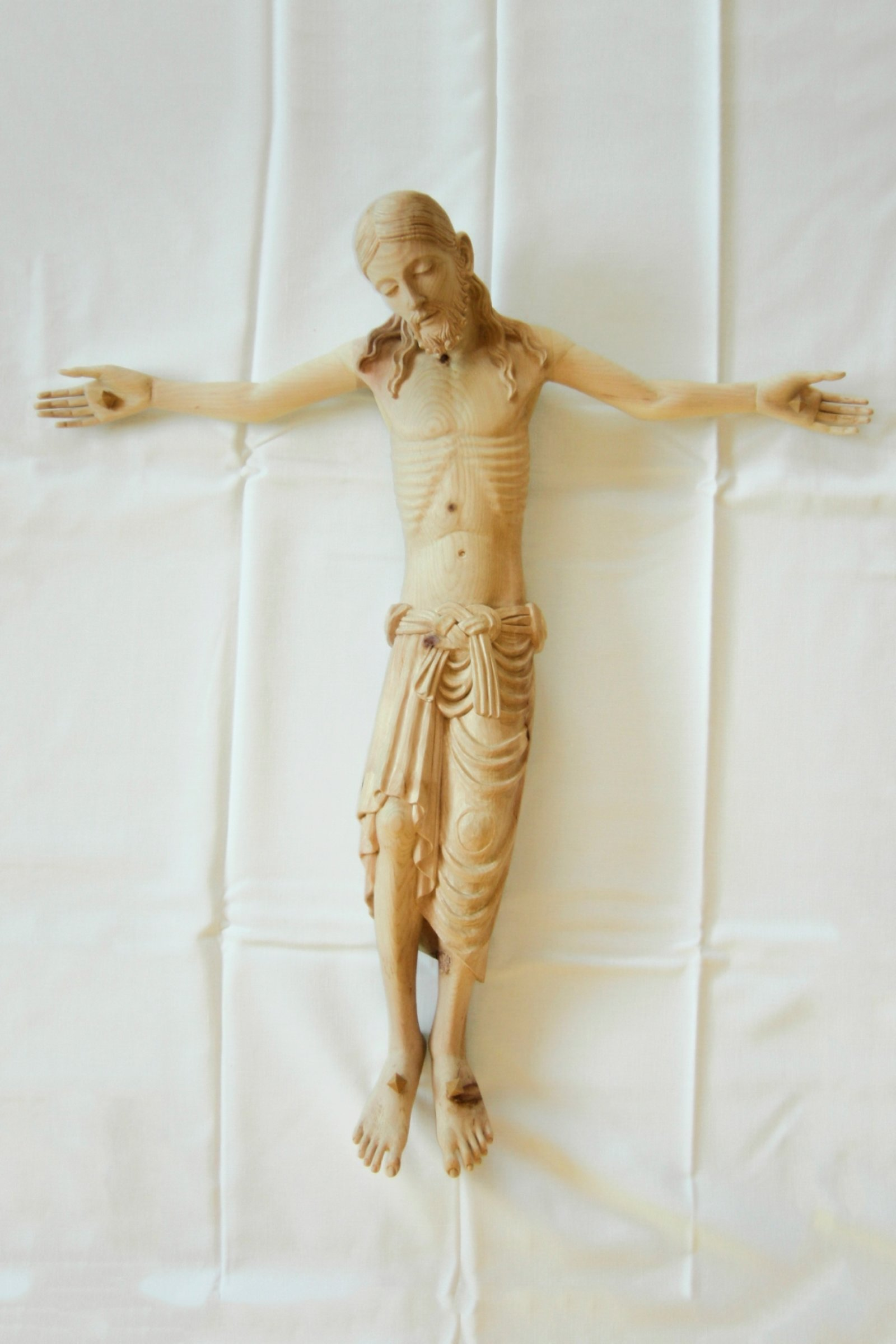 Crucified Jesus romanic
